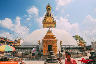 Cover Photo: Swayambhunath Stupa