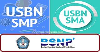 Info Terbaru Pelaksanaan USBN Lengkap Semua Jenjang SD, SMP, SMA/SMK dan Program Paket