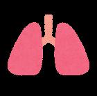 内臓のアイコン(肺)