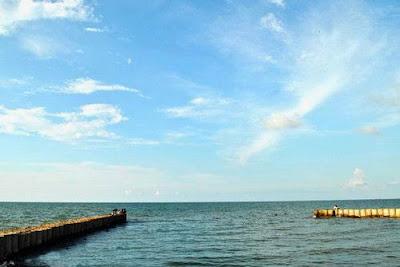 Tempat Wisata Pantai Maron Semarang 5