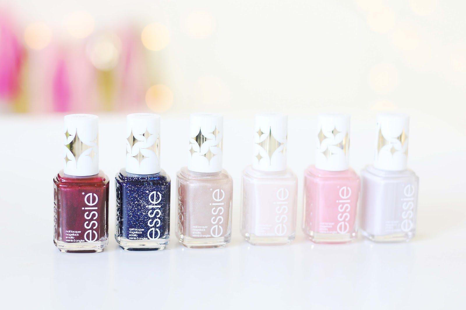 Beauty, Essie, Essie Retro Revival Collection, Nails, Nail Polish, Essie Retro Revival Nail Swatches,