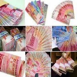 uang rupiah duit