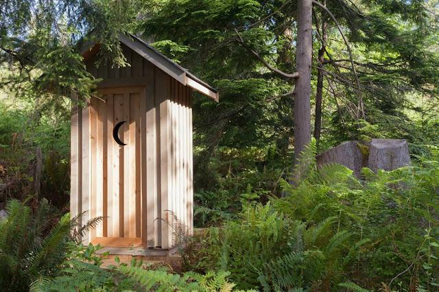 Gambier Island cabin