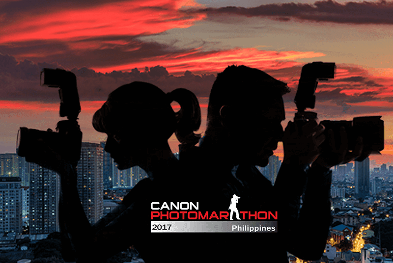 Canon Photomarathon has Returned for 2017 at the SMX MOA!