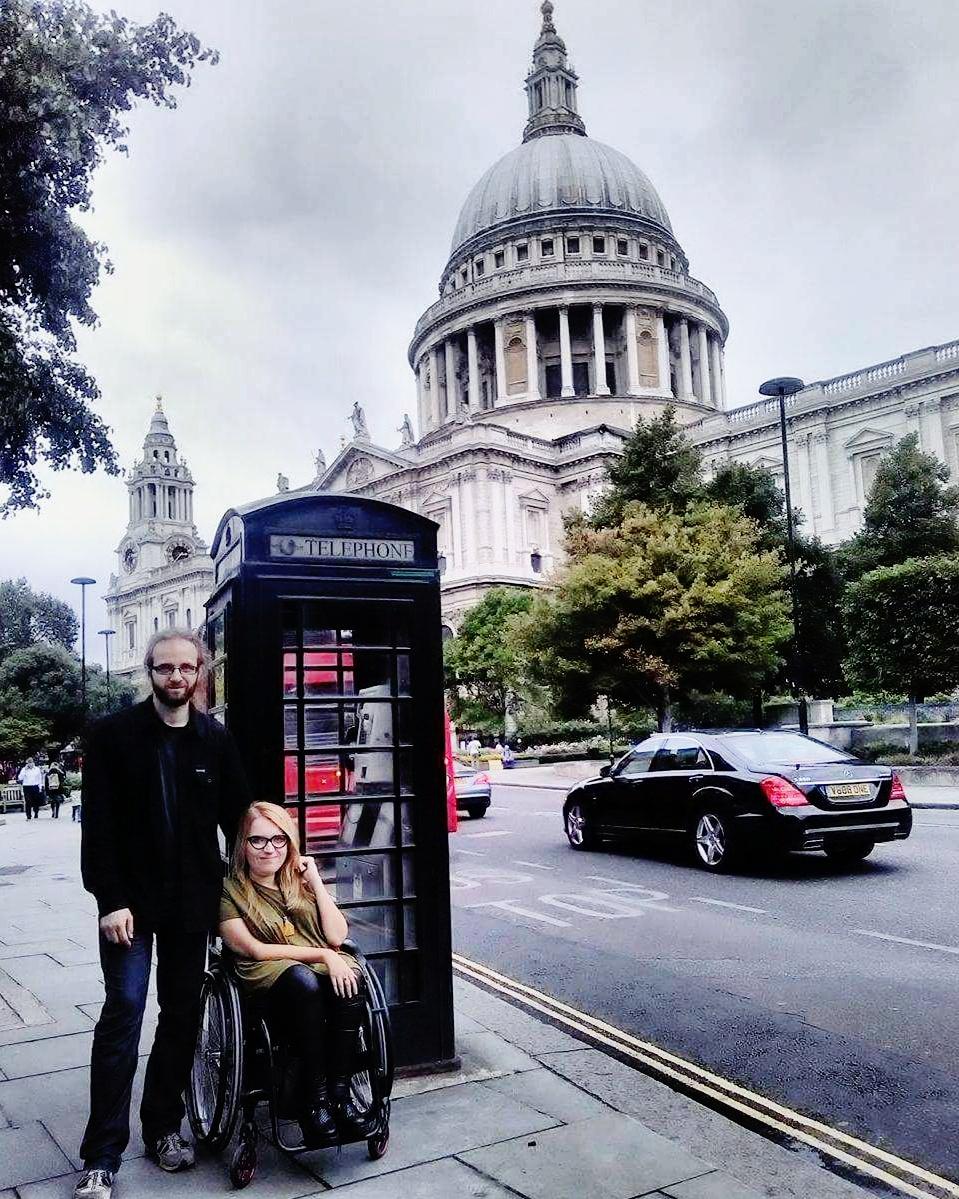 Londyn dla niepełnosprawnych
