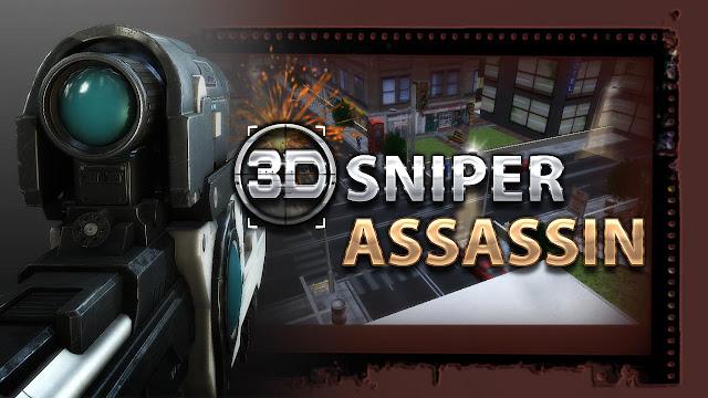 Sniper 3D Assassin MOD (Dinheiro Infinito) APK