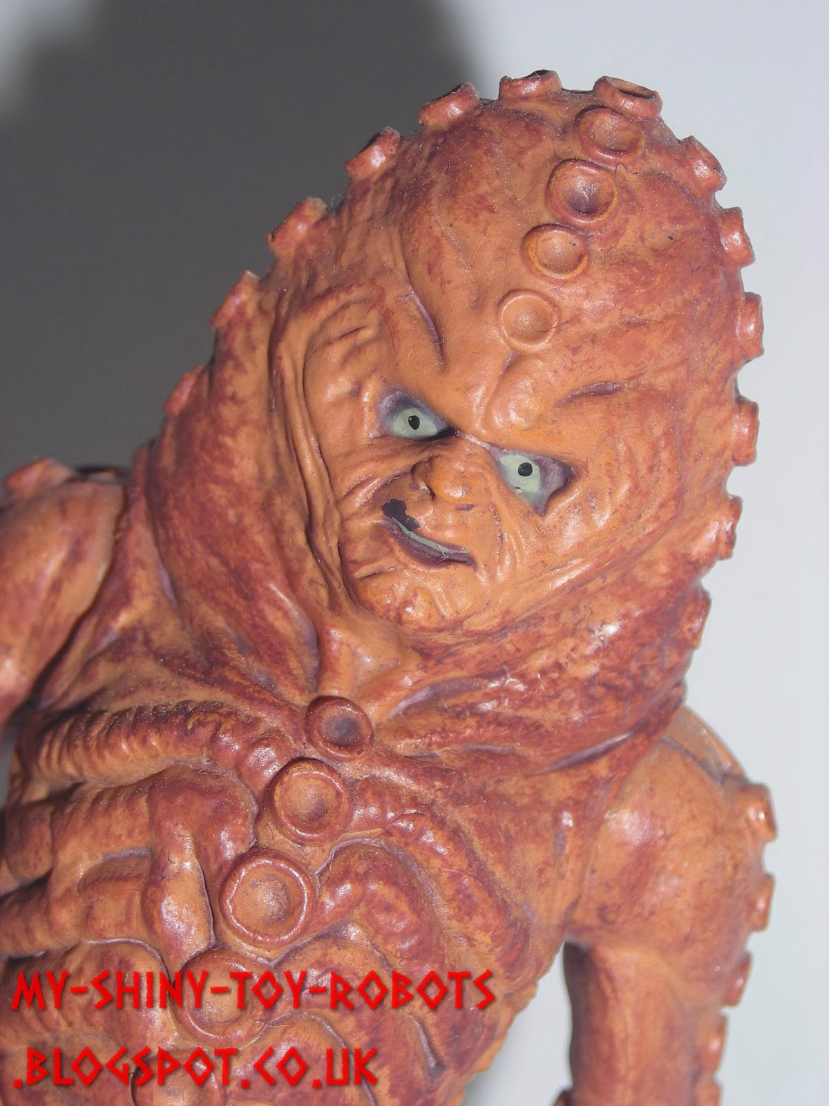 "Doctor Who 3.75"" Zygon Figure"