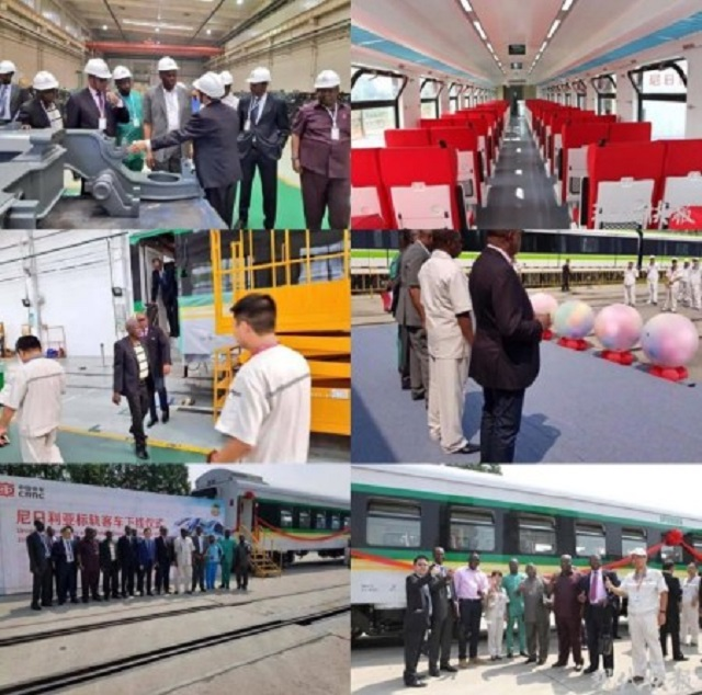 Africa's Fastest Trains Set To Be Shipped To Nigeria