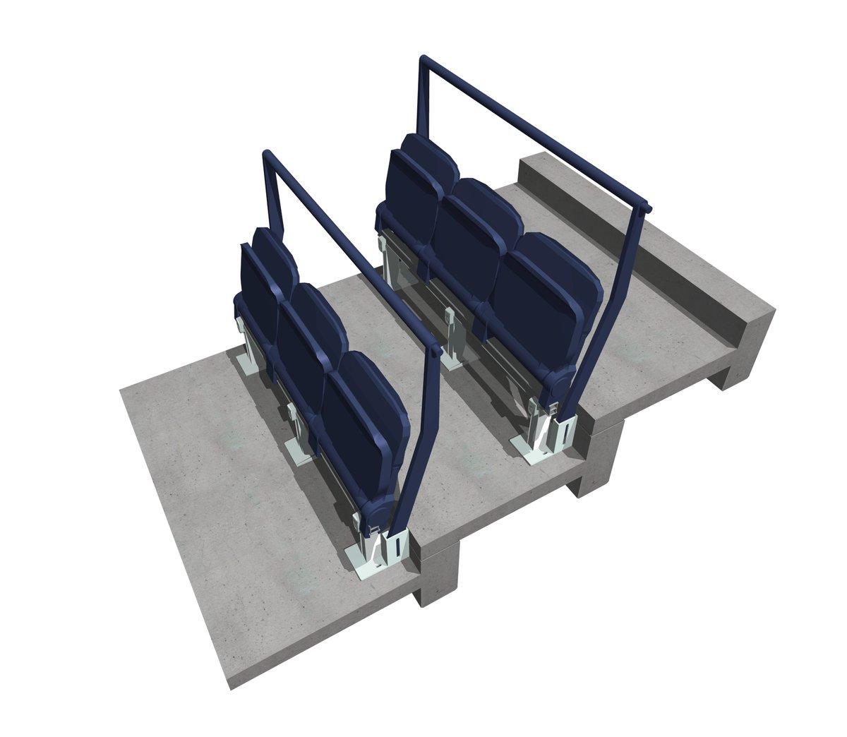 nuovo stadio tottenham posti safe standing