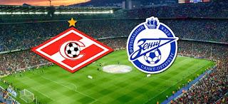 Спартак М – Зенит смотреть онлайн бесплатно 17 марта 2019 прямая трансляция в 19:00 МСК.