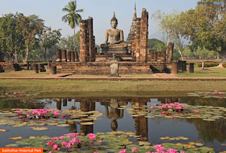 Cover Photo: Sukhothai Historical Park