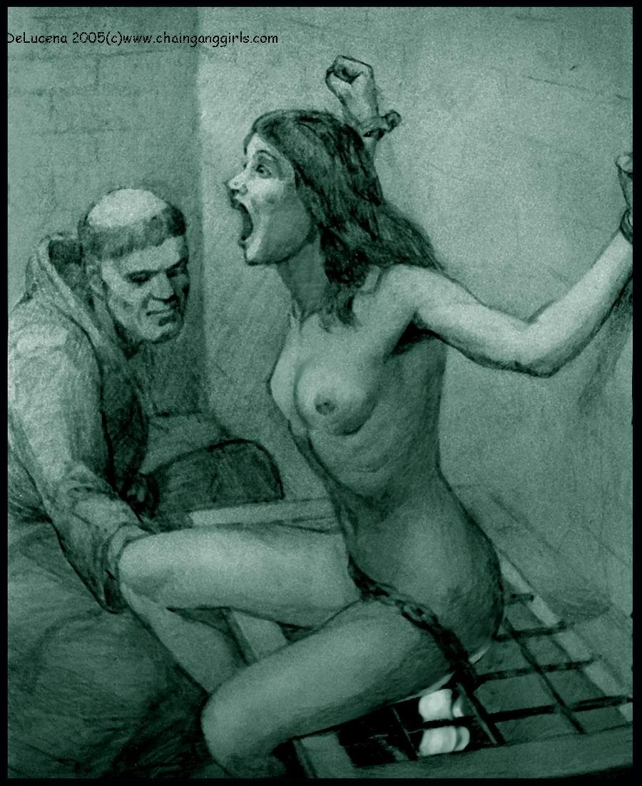 nquisition torture Revealed Sexual Repression ('restraint') of Inquisitors