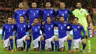 Skuad Italia EURO 2016