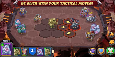 tactical monsters hile apk