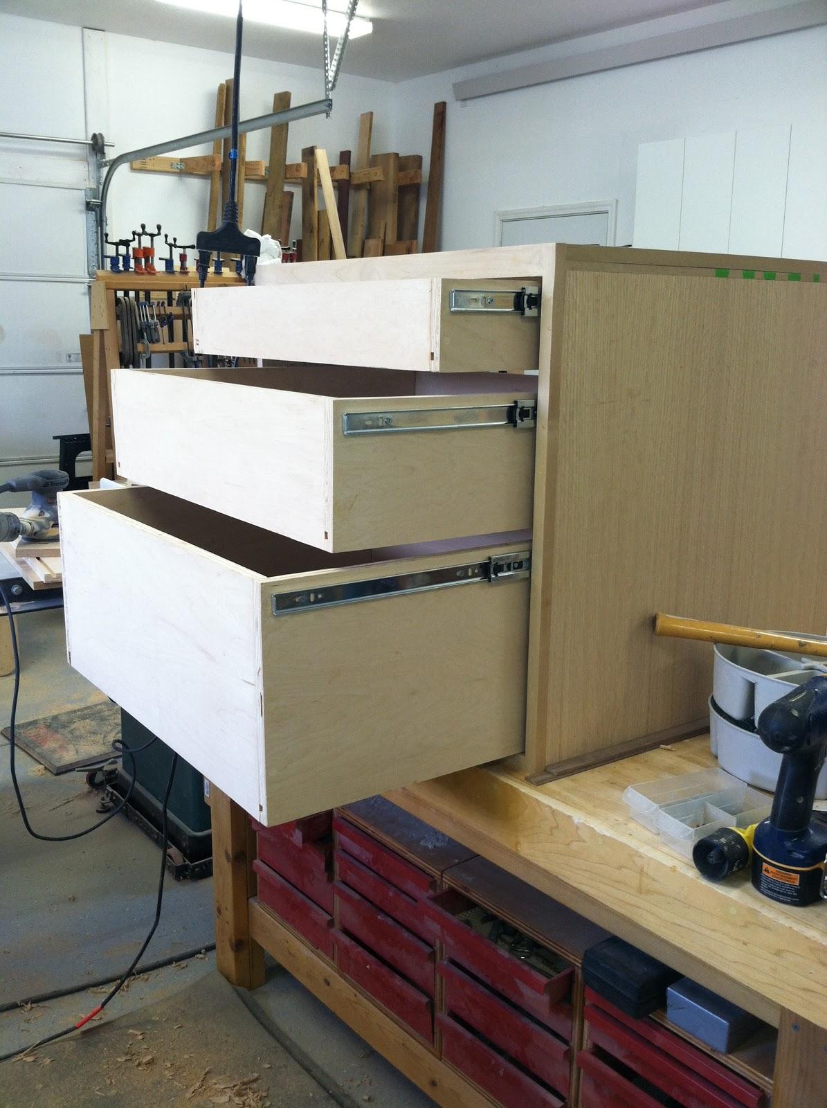 Scott And Judy Mann Storage Cabinet Under Table Saw