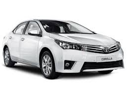 Specifications of Toyota Corolla Altis