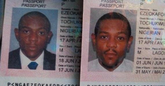 Trae Days: How to get a Nigerian (International e-) Passport; the ...