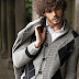 MODEL MARLON TEIXEIRA MODELS 'SCAPA SPORTS' FALL/WINTER 2014 AD CAMPAIGN