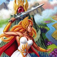 She-Ra vs Hordak ReAction