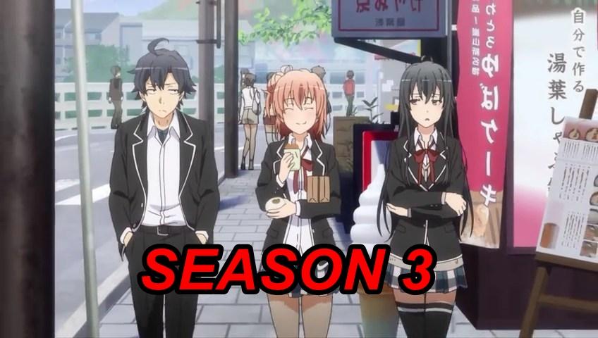 Anda Sudah Menamatkan Oregairu Season 2 Dan Bingung Dengan Endingnya Yg Menggantung Baca Penjelasan Mengenai Ending Zoku Anime Yahari