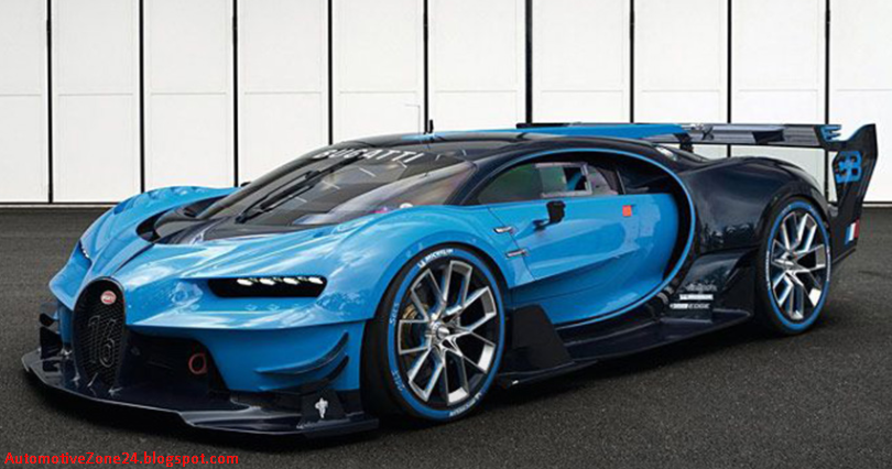 Fastest Car In The World >> Bugatti Chiron Is The Fastest Car In The World