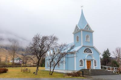 Sept églises à voir en Islande