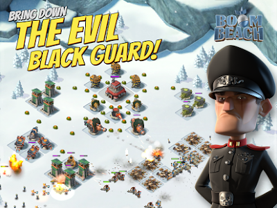 Boom Beach Mod APK latest version
