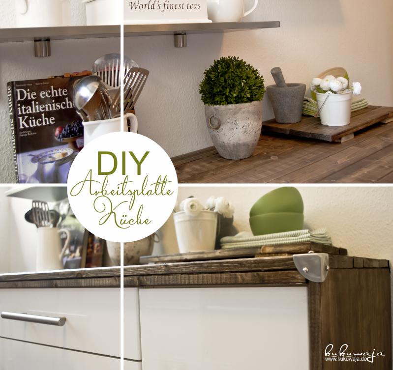 kukuwaja diy working space kitchen home project teil 3. Black Bedroom Furniture Sets. Home Design Ideas