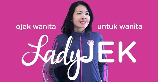 inilah.lady.jek.aplikasi.ojek.online.khusus.wanita