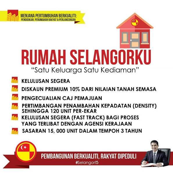 Permohonan Rumah Selangorku Lphs 2020 Online Cara Kemaskini My Panduan