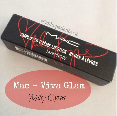 Mac Viva Glam Miley Cyrus
