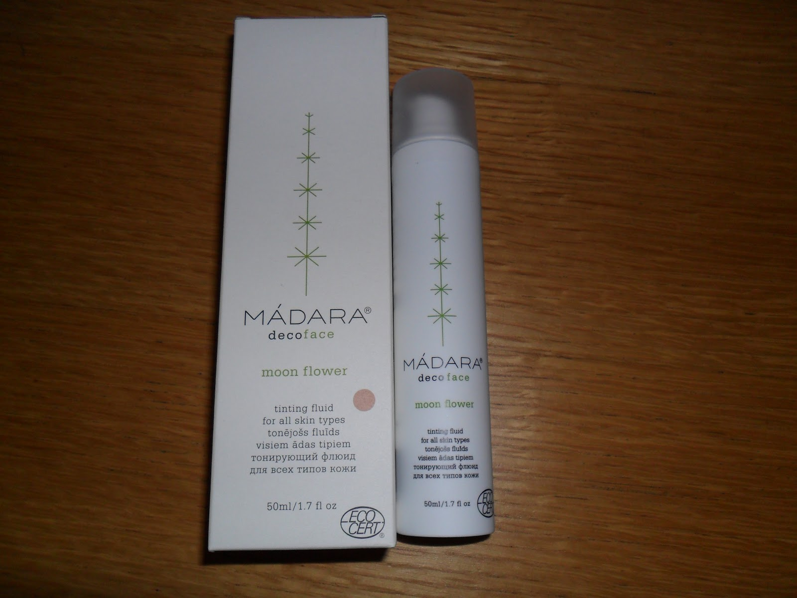 Madara Deco Face Tinting Fluid