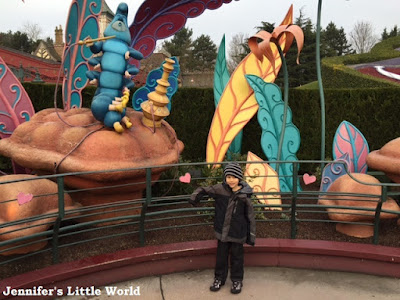Disneyland Paris with small children