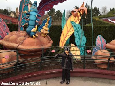 Disneyland Paris with small children