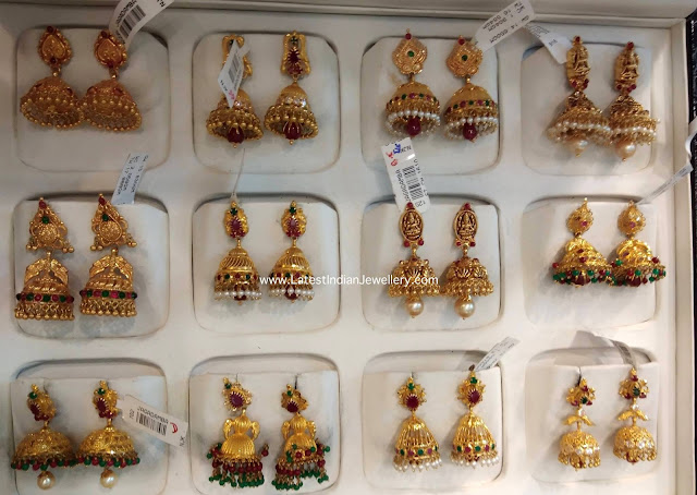 Lightweight Jhumkas Collection