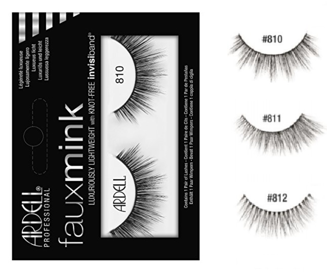 Ardell Love Mink Faux Canada Wednesday Eye LashesBeauty Crazed In DH29WEI