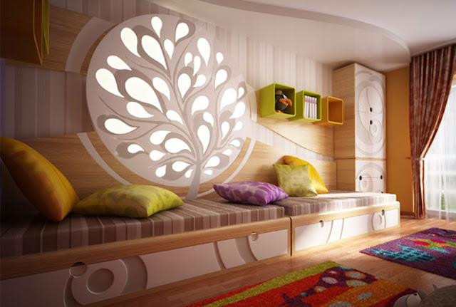 Bedroom For Kids Design
