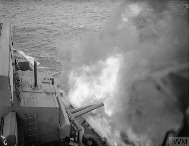 14 April 1941 worldwartwo.filminspector.com HMS King George V