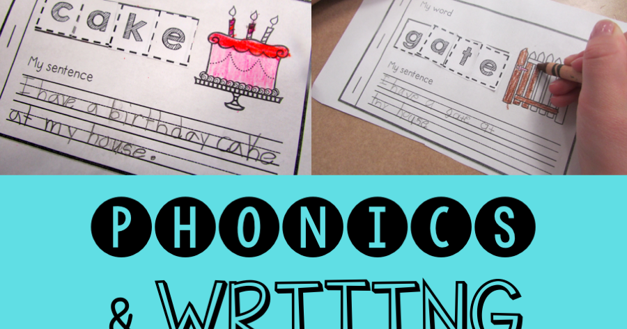 Interactive Phonics Booklets in Action | Peace, Love, and First Grade