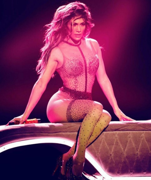 Musas do Instagram: Jennifer Lopez, a JLo