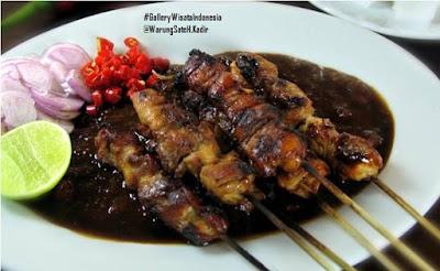 Warung Sate H. Kadir | Wisata Kuliner Indonesia