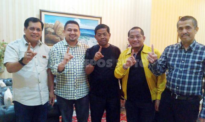 NH Ungkap Alasan Golkar Dukung Munarfi di Pilwalkot Makassar