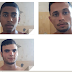 Polícia Civil de Cajazeiras prende três jovens acusados de cometerem crimes em Cachoeira dos Índios