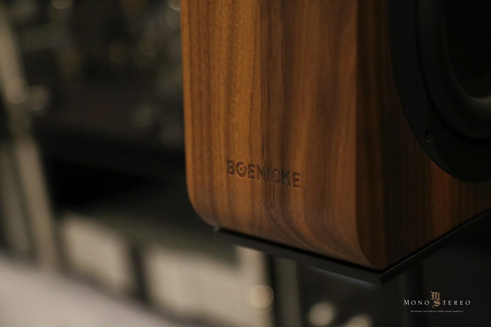 Mono and Stereo High-End Audio Magazine: Boenicke Audio W5