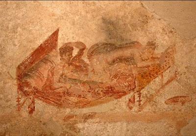 Spintria-ae  σπινδρία (1), τα σύμβολα του πληρωμένου έρωτα