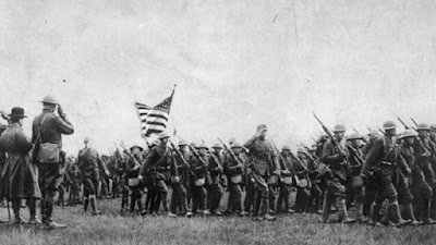 Causas entrada EE UU en Iª Guerra Mundial