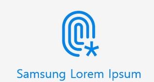 Samsung Lorem Ipsum