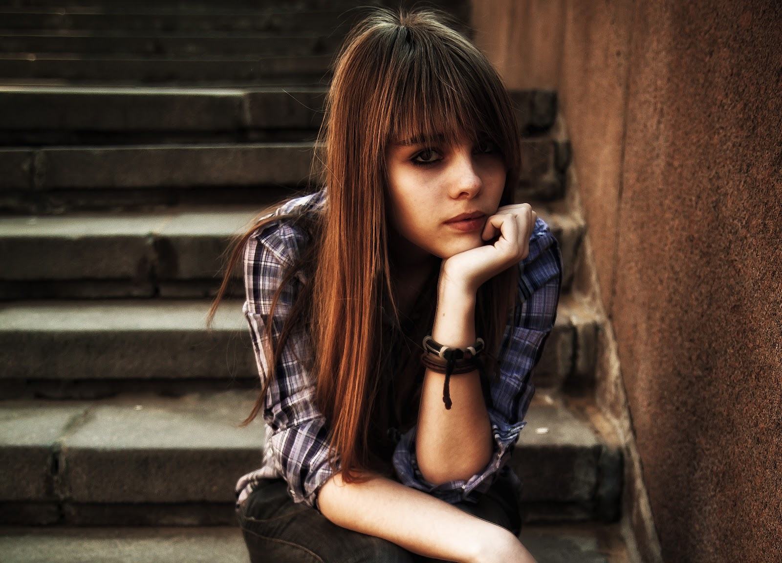 Hd alone girls wallpapers wallpaper202 - Wallpaper very sad girl ...
