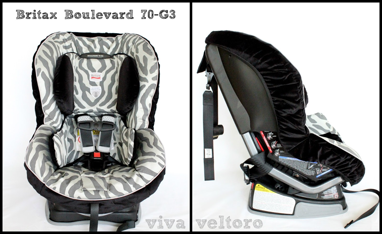 Car Seat Giveaway: Eco-Babyz: Britax Boulevard 70-G3 Car Seat Giveaway