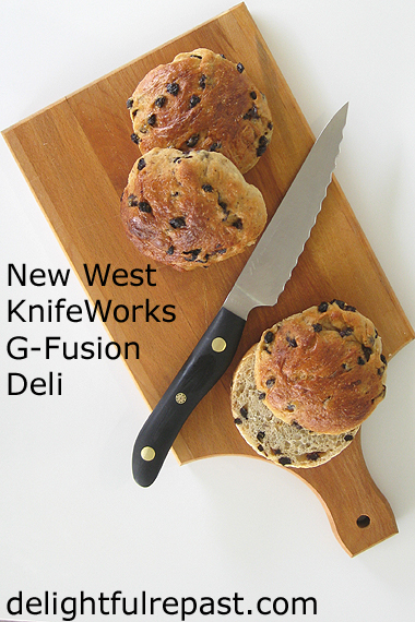 New West KnifeWorks Review and Giveaway - Egg and Dill Tea Sandwiches / www.delightfulrepast.com